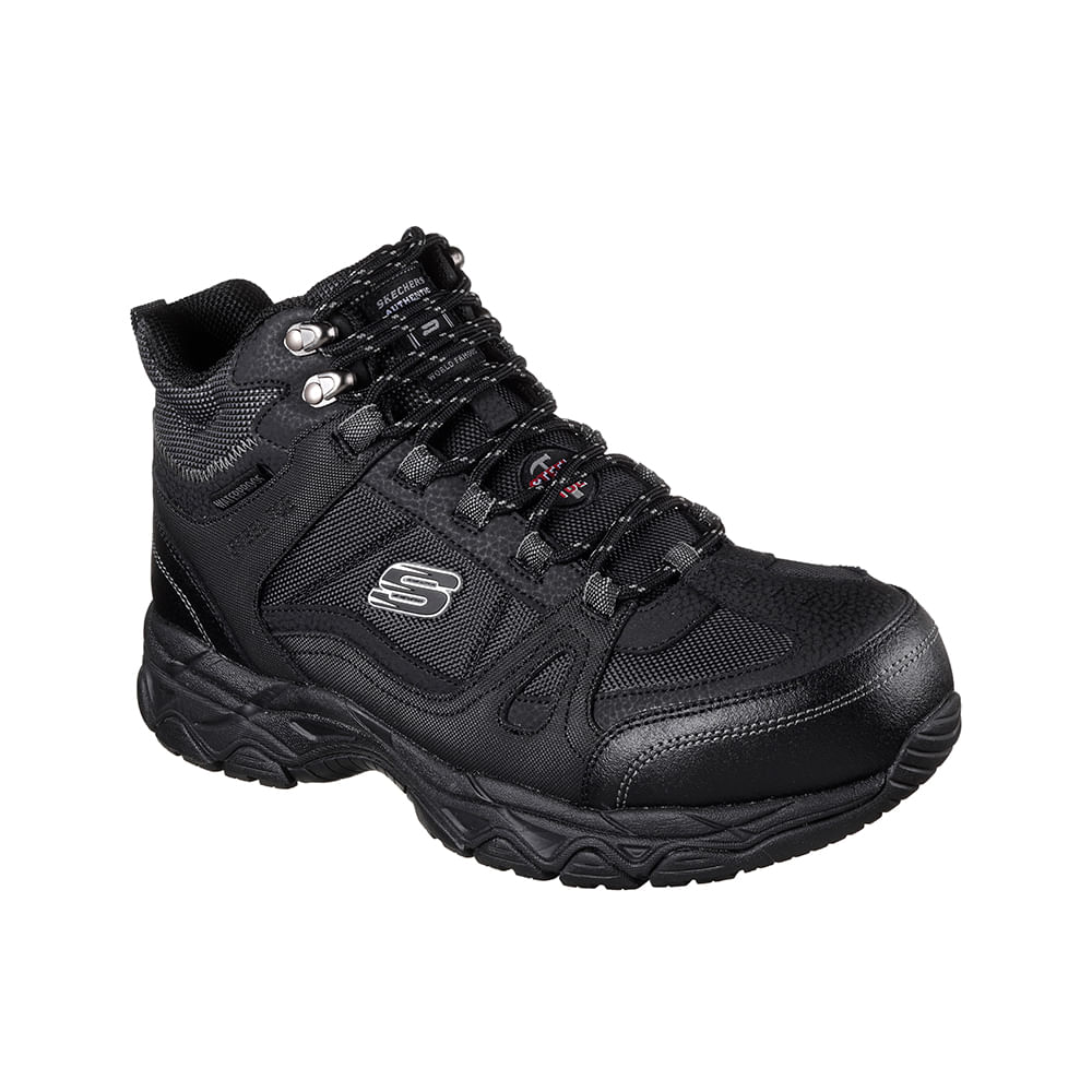 Seguridad Workshoes De Ledom Skechers Calzado 5IPwqzwd