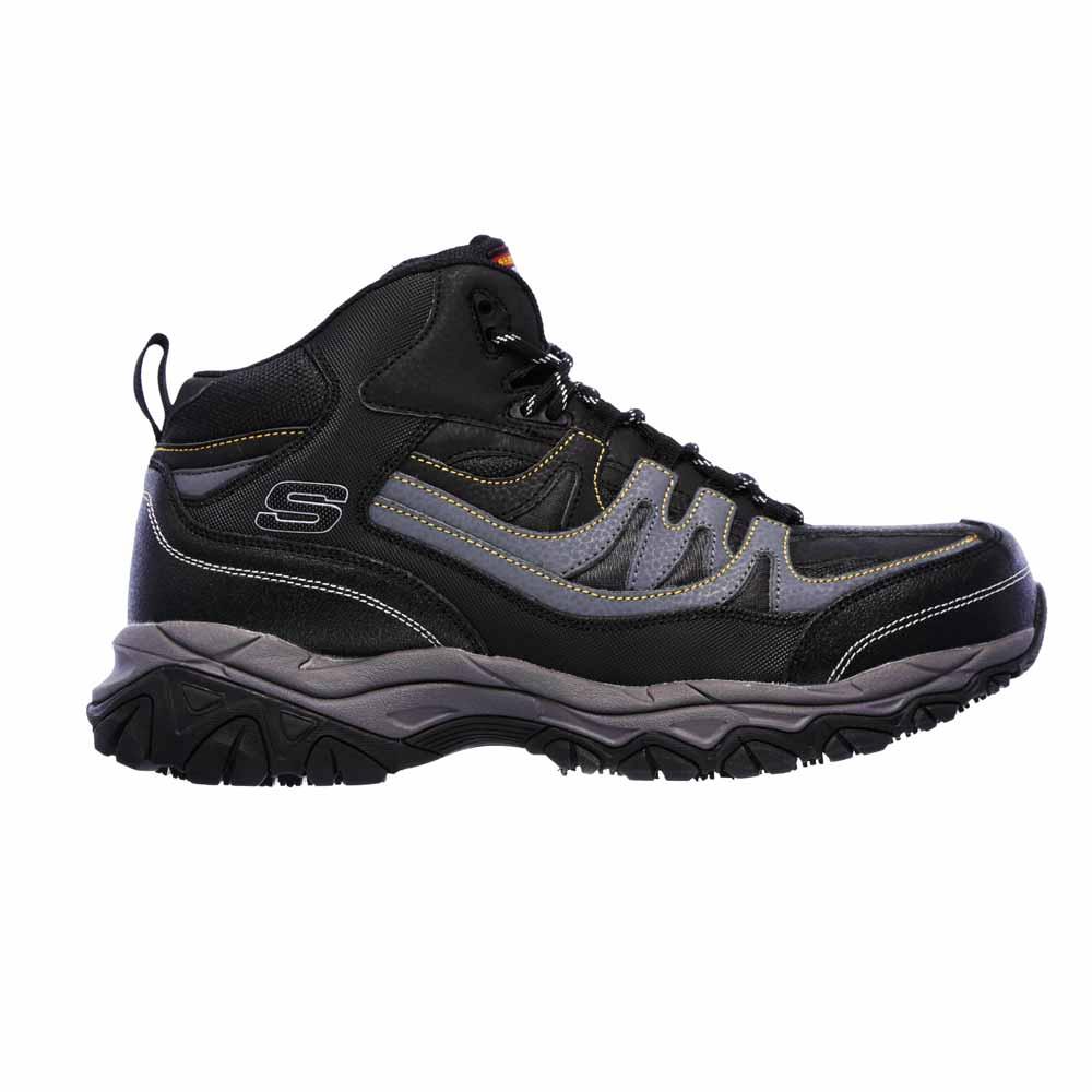 Zapato de seguridad hombre talla 41 Holdregde Rebem Skechers